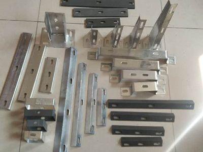 展示电缆桥架多样配件